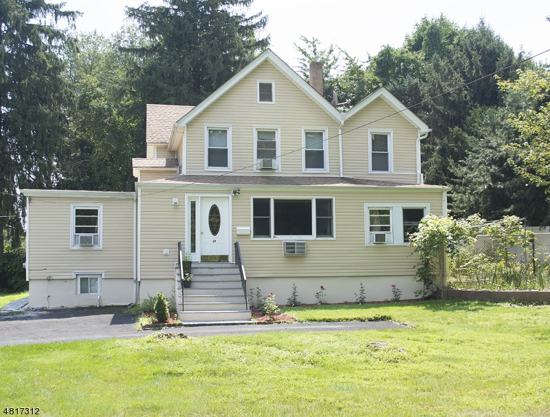 Single Family Home for Sale at 69 WEST ST 69 WEST ST Closter, New Jersey 07624 United States