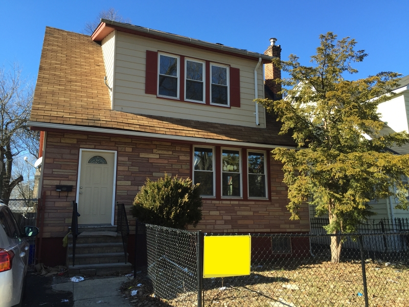 Single Family Home for Sale at 173 Freeman Avenue East Orange, New Jersey 07018 United States