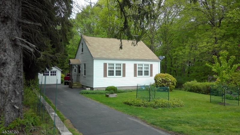 独户住宅 为 销售 在 614 route 10 其他地区 07969 美国