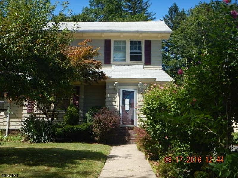 Casa Unifamiliar por un Venta en Address Not Available South Orange, Nueva Jersey 07079 Estados Unidos