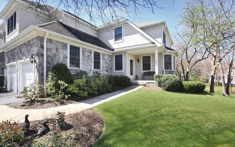 Maison unifamiliale pour l Vente à 46 Dickinson Road Basking Ridge, New Jersey 07920 États-Unis