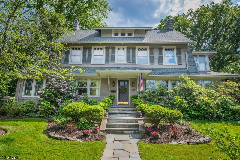 Single Family Home for Sale at 173 Watchung Avenue Montclair, New Jersey 07042 United States