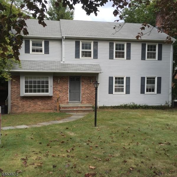 Частный односемейный дом для того Продажа на 24 VINTON ROAD Madison, 07940 Соединенные Штаты
