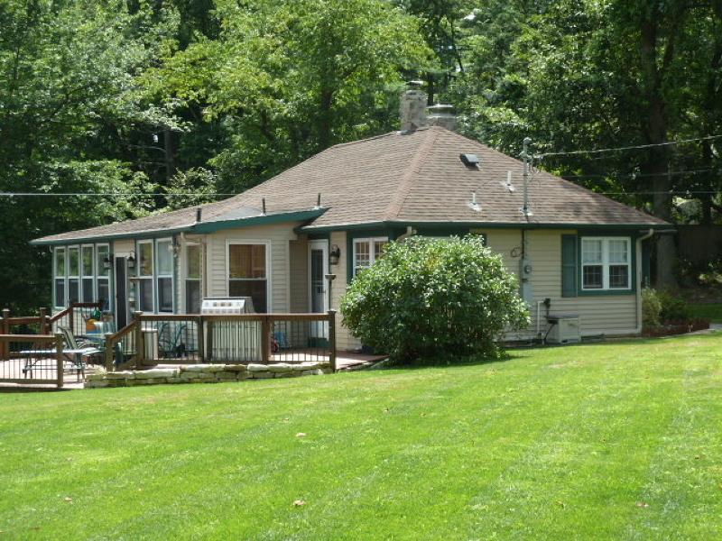 Частный односемейный дом для того Аренда на 600 Warwick Tpke Hewitt, 07421 Соединенные Штаты