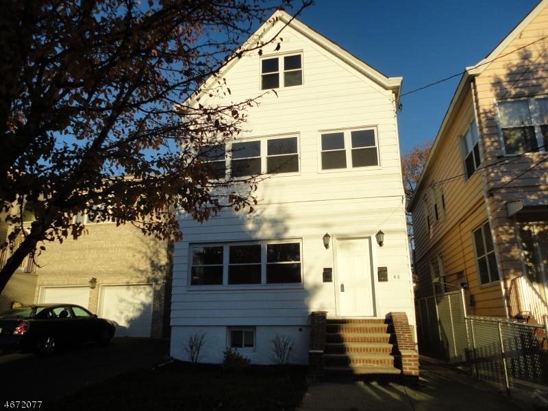 独户住宅 为 出租 在 46 Cedar Street Garfield, 07026 美国