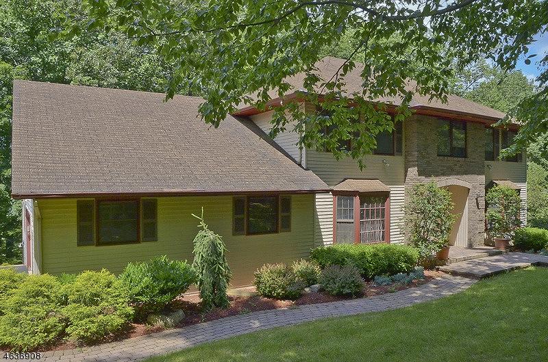 Maison unifamiliale pour l Vente à 208 Powder Mill Road Morris Plains, New Jersey 07950 États-Unis