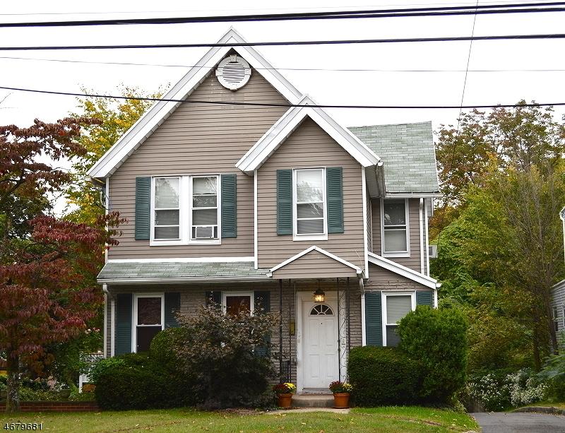 独户住宅 为 出租 在 503 Valley Street Maplewood, 07040 美国