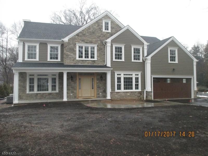Single Family Home for Sale at 9 Roosevelt Blvd Florham Park, 07932 United States