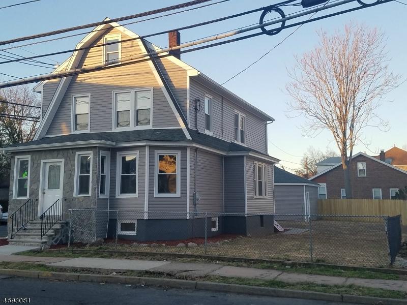 独户住宅 为 销售 在 410 Roe Street Haledon, 07508 美国
