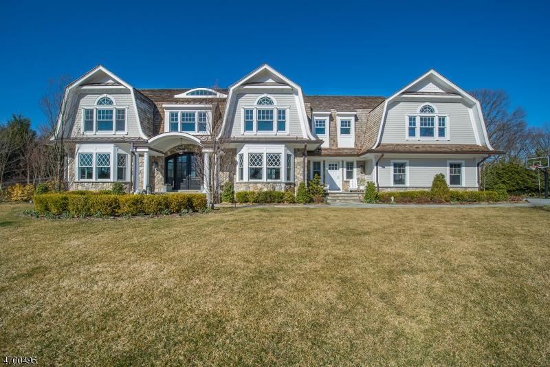 独户住宅 为 销售 在 4 Mill Brook Lane 富兰克林湖, 07417 美国