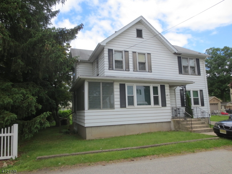 Single Family Home for Rent at 48 Haskell Avenue Wanaque, New Jersey 07420 United States
