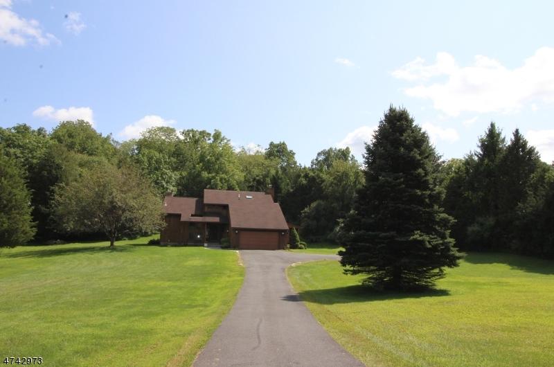 Частный односемейный дом для того Продажа на 934 Potters Road Stillwater, Нью-Джерси 07875 Соединенные Штаты