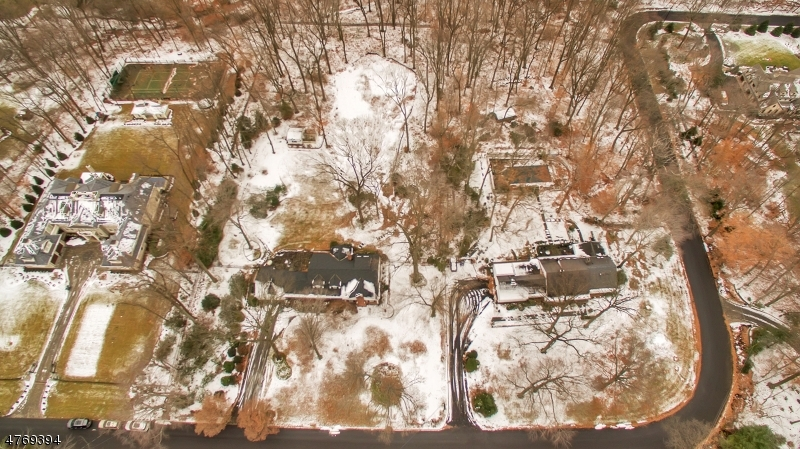 Maison unifamiliale pour l Vente à 63 Twin Brooks Road Saddle River, New Jersey 07458 États-Unis