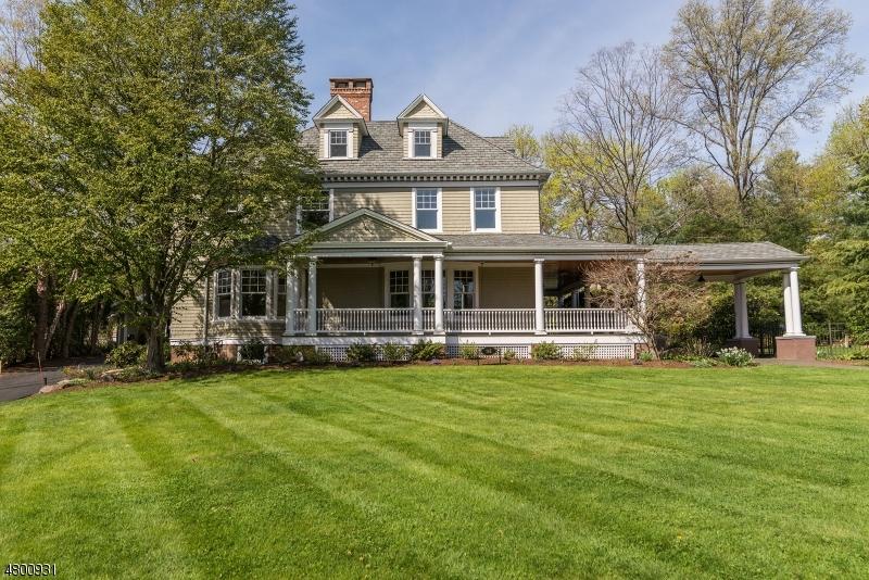 Maison unifamiliale pour l Vente à 145 W Ridgewood Avenue Ridgewood, New Jersey 07450 États-Unis
