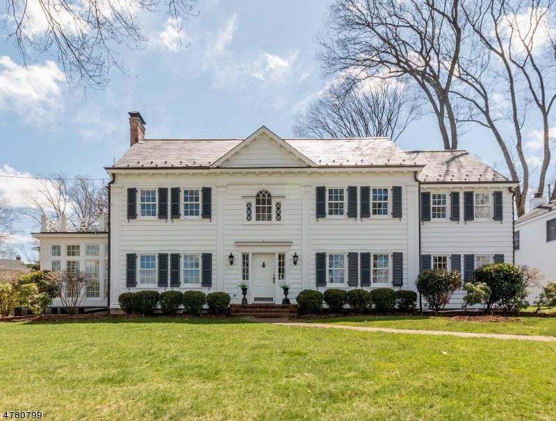 Частный односемейный дом для того Продажа на 26 ARMSTRONG Road Morris Township, Нью-Джерси 07960 Соединенные Штаты