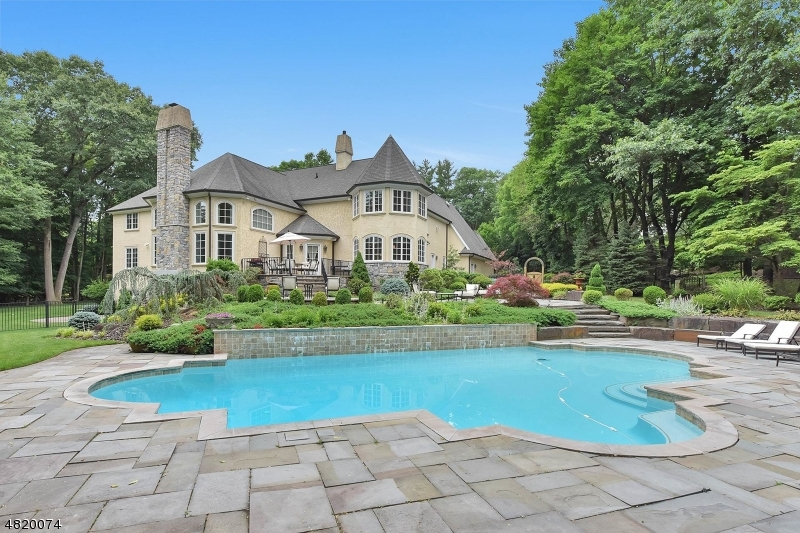 Single Family Home for Sale at 183 WOODSIDE Avenue Franklin Lakes, New Jersey 07417 United States