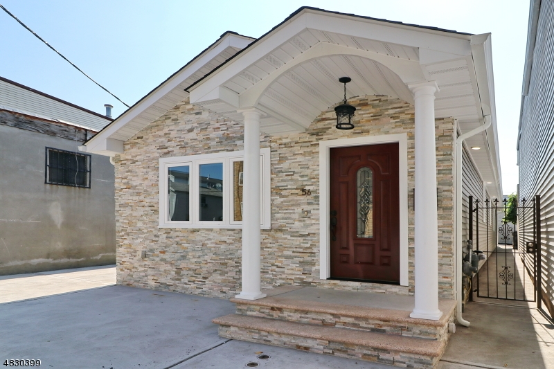 Single Family Home for Sale at 56 VAN BUREN Street Newark, New Jersey 07105 United States