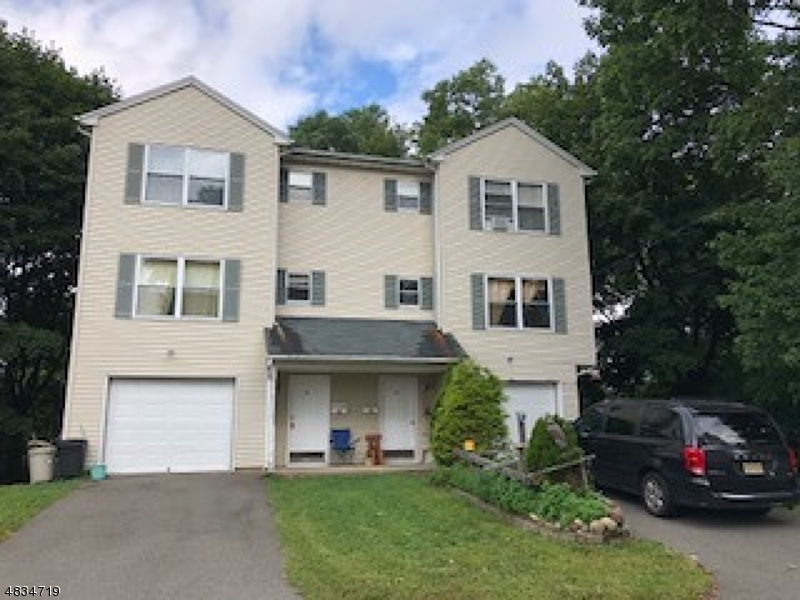 Multi-Family Home for Sale at 7 REEVES ST A B Dover Township, New Jersey 07801 United States
