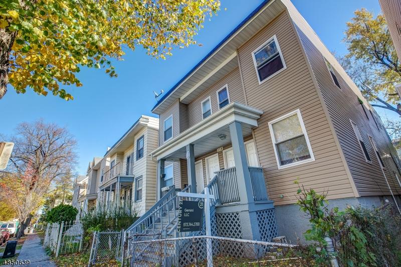 Çok Ailelik Ev için Satış at 310 HALSTED Street East Orange, New Jersey 07018 Amerika Birleşik Devletleri