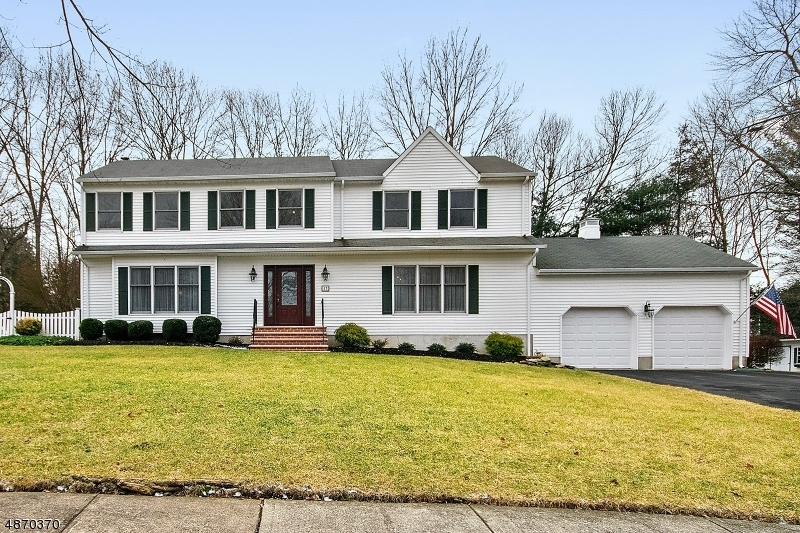 Single Family Home for Sale at 17 Sara Lane Roxbury Township, New Jersey 07876 United States