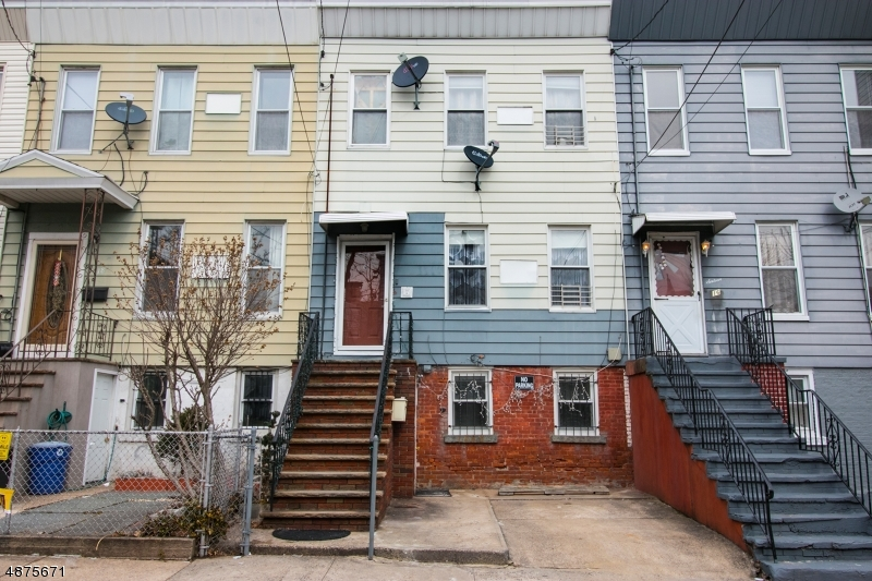 Single Family Home for Sale at 16 PATERSON ST 16 PATERSON ST Jersey City, New Jersey 07307 United States