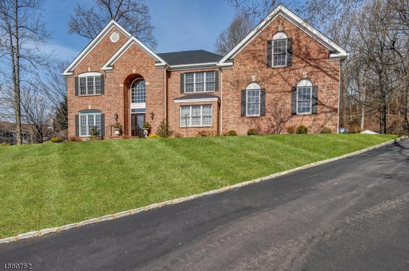 Частный односемейный дом для того Продажа на 7 SKYVIEW TER Long Hill, Нью-Джерси 07980 Соединенные Штаты