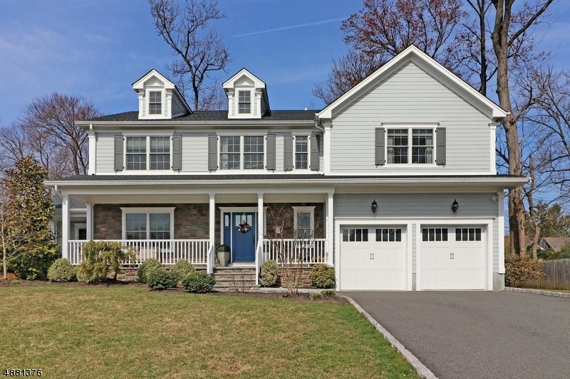 Single Family Home for Sale at 5 BRANDT CT 5 BRANDT CT Westfield, New Jersey 07090 United States
