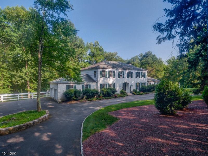 Single Family Homes للـ Sale في Morris Township, New Jersey 07960 United States