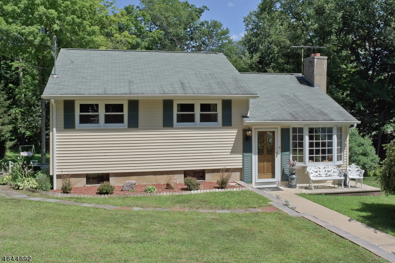 Maison unifamiliale pour l Vente à 10 White Birch Trail Rockaway, New Jersey 07866 États-Unis