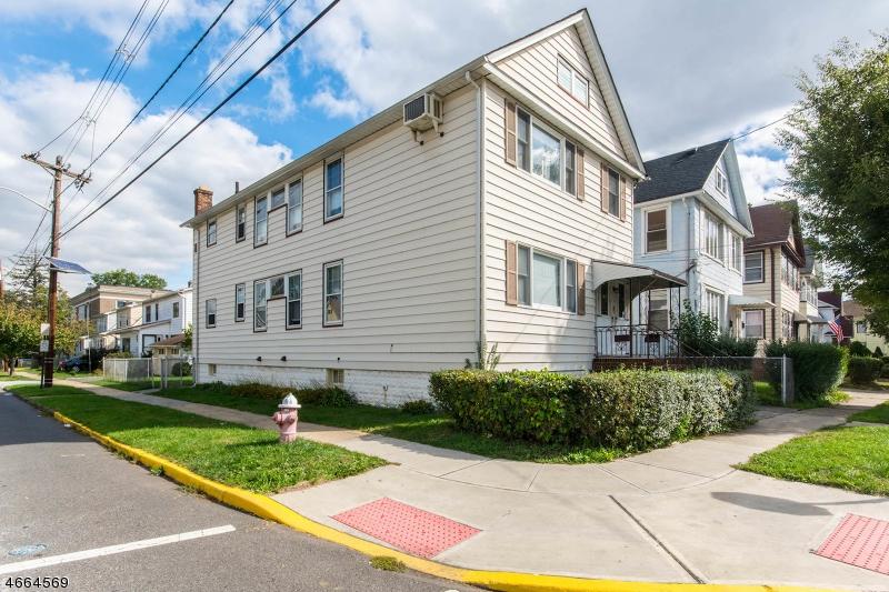 Casa Multifamiliar por un Venta en 534 Washington Avenue Linden, Nueva Jersey 07036 Estados Unidos