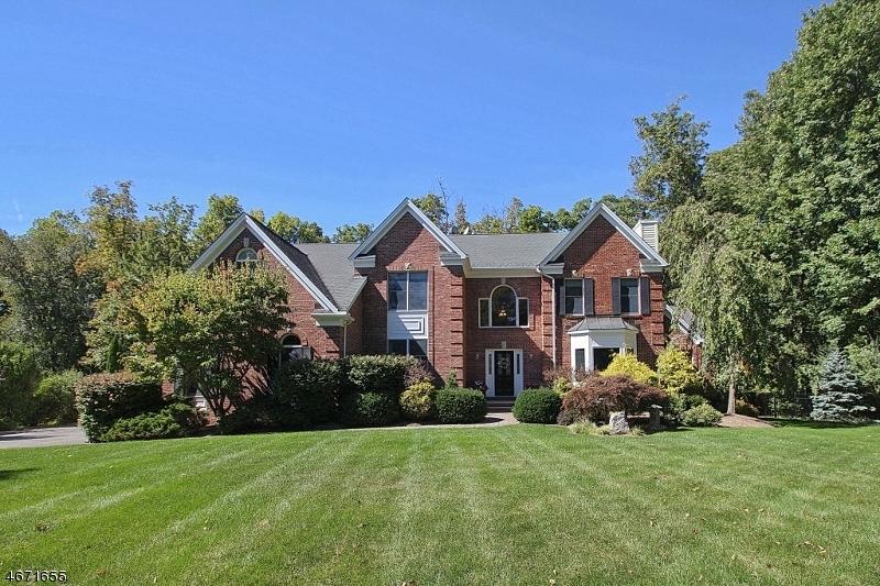 Maison unifamiliale pour l à louer à 4 Kingsbrook Court Mendham, New Jersey 07945 États-Unis