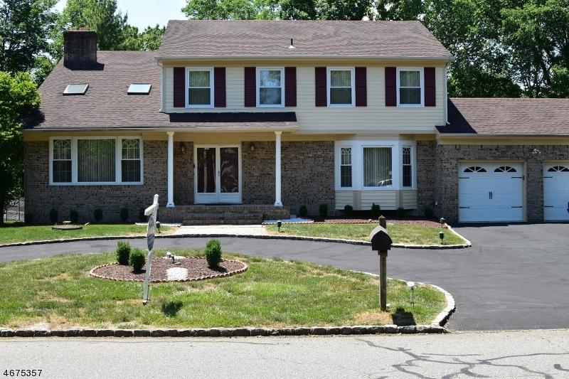 Частный односемейный дом для того Продажа на 11 Woodbine Road Florham Park, 07932 Соединенные Штаты