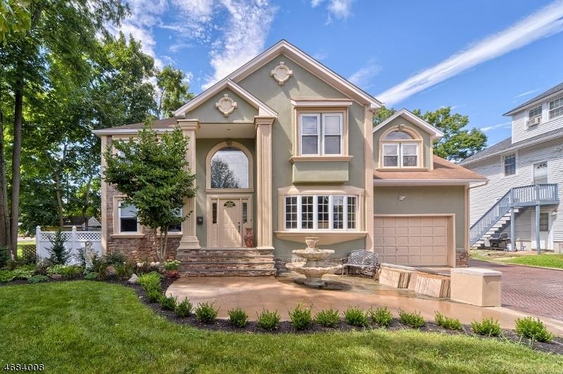 Частный односемейный дом для того Продажа на 263 Newark Pompton Tpke Pequannock, 07440 Соединенные Штаты