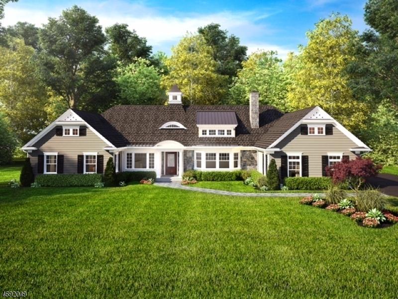 Частный односемейный дом для того Продажа на 8 Normandy Pkwy Morristown, 07960 Соединенные Штаты