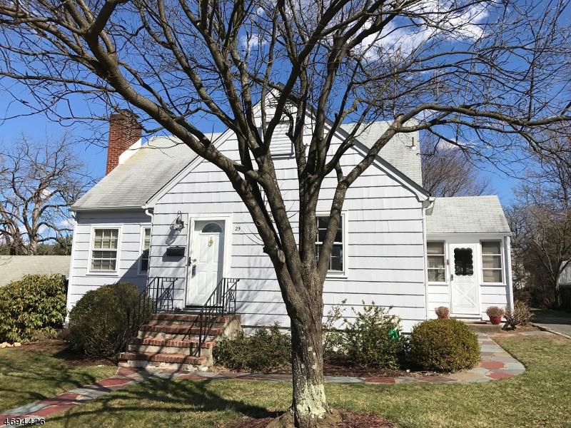 Casa Unifamiliar por un Alquiler en 25 Chestnut Street Boonton, Nueva Jersey 07005 Estados Unidos