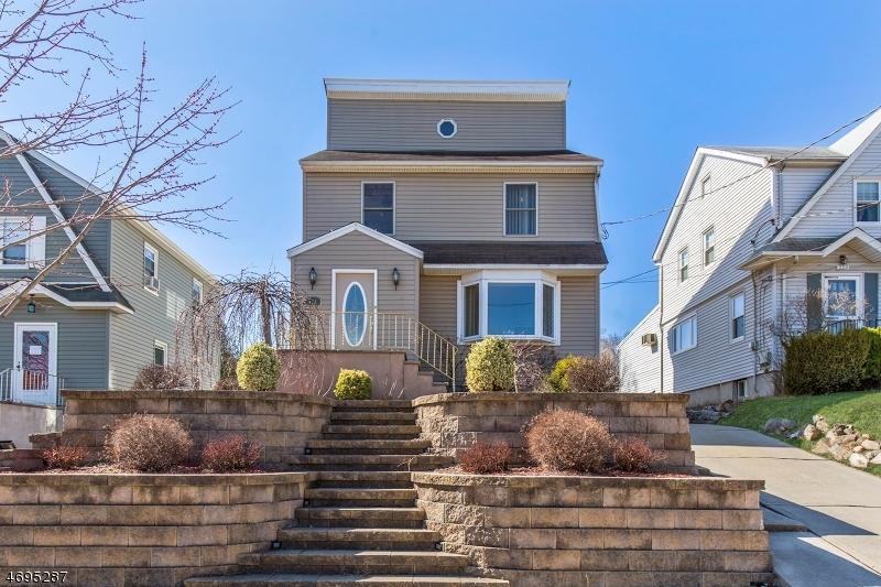 Casa Unifamiliar por un Venta en 328 Windsor Road Wood Ridge, Nueva Jersey 07075 Estados Unidos