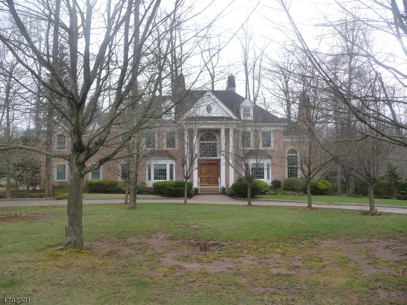 Maison unifamiliale pour l à louer à 11 KENSINGTON COURT Warren, New Jersey 07059 États-Unis