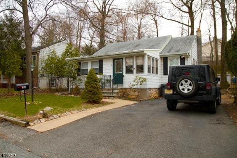 Casa Unifamiliar por un Alquiler en 23 Cherokee Avenue Rockaway, Nueva Jersey 07866 Estados Unidos