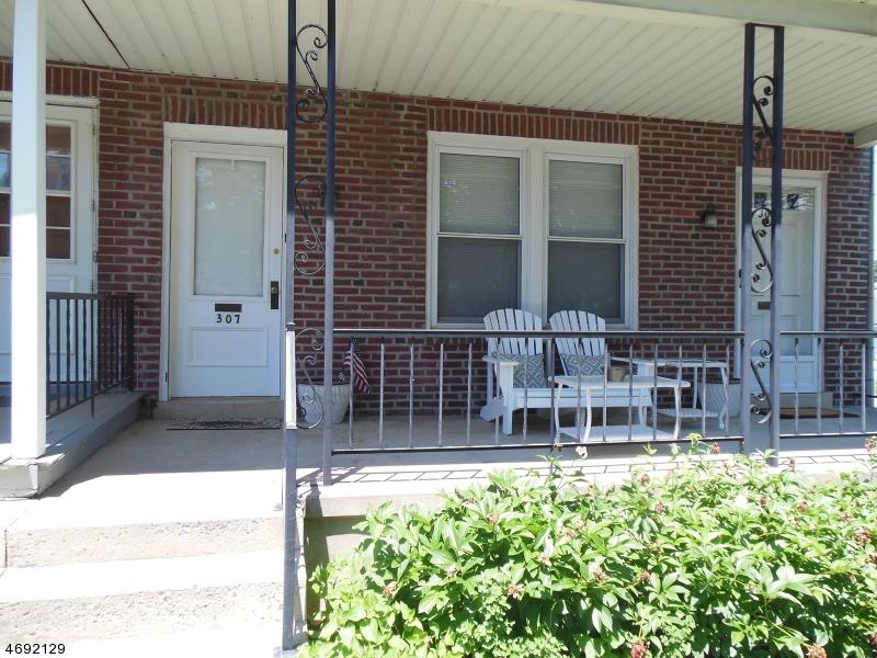 独户住宅 为 出租 在 307 Irwin Street Phillipsburg, 新泽西州 08865 美国