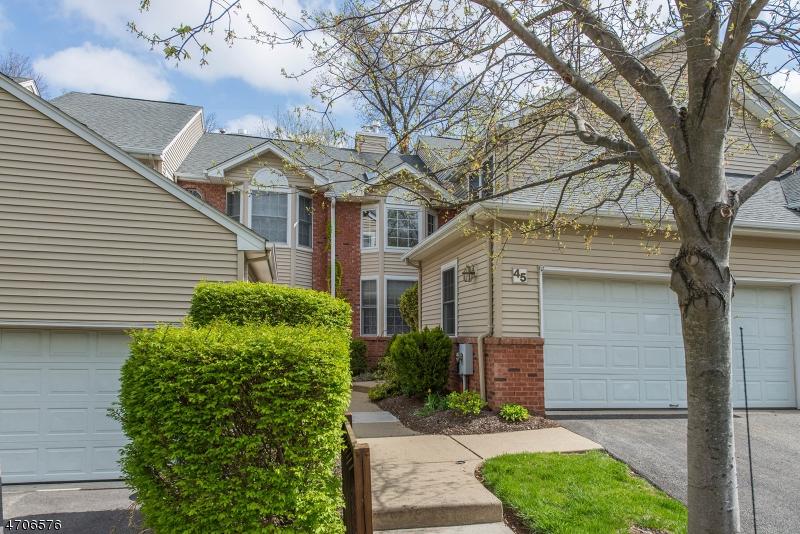 Частный односемейный дом для того Продажа на 45 Leonard Ter Roseland, Нью-Джерси 07068 Соединенные Штаты
