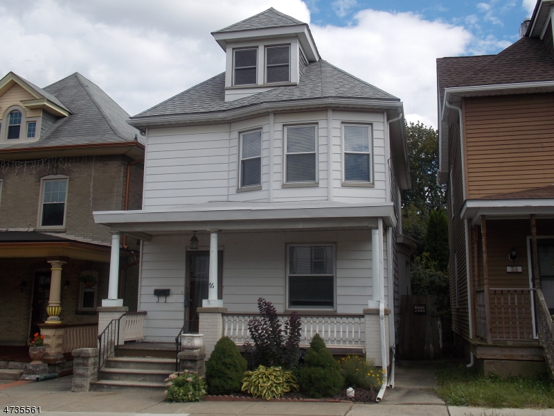 Single Family Home for Rent at 76 Glen Avenue Phillipsburg, New Jersey 08865 United States