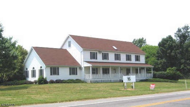 商用 为 销售 在 15 State Route 15 拉斐特, 新泽西州 07848 美国