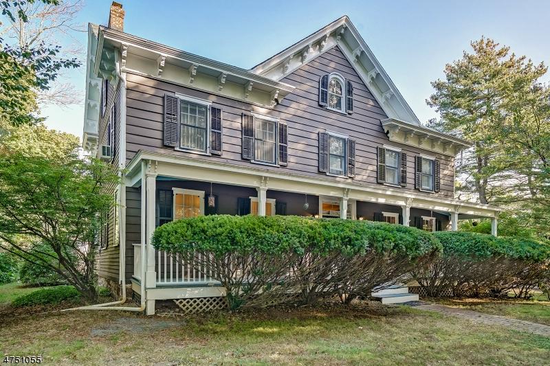 Casa Unifamiliar por un Venta en 1049 Springfield Avenue New Providence, Nueva Jersey 07974 Estados Unidos
