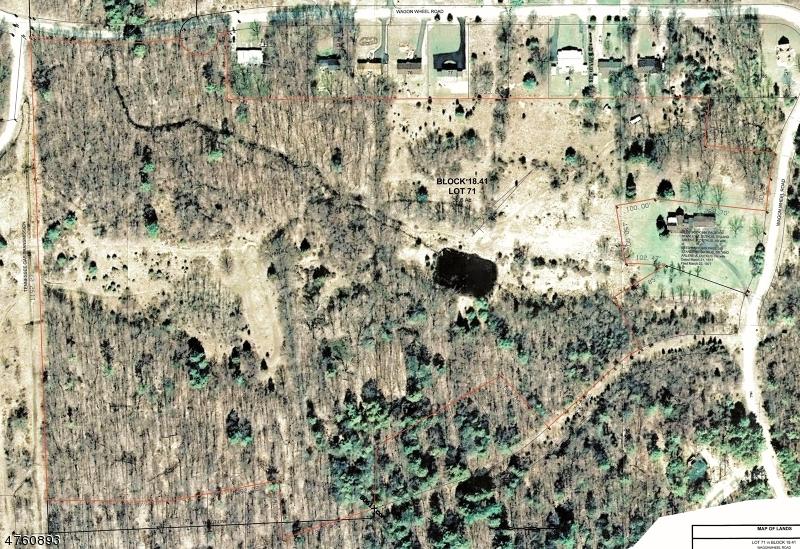 Terreno por un Venta en XXX Wagon Wheel Road Montague, Nueva Jersey 07827 Estados Unidos