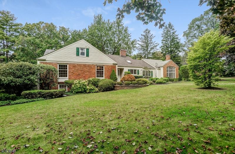 Casa Unifamiliar por un Alquiler en 31 Park Lane Madison, Nueva Jersey 07940 Estados Unidos