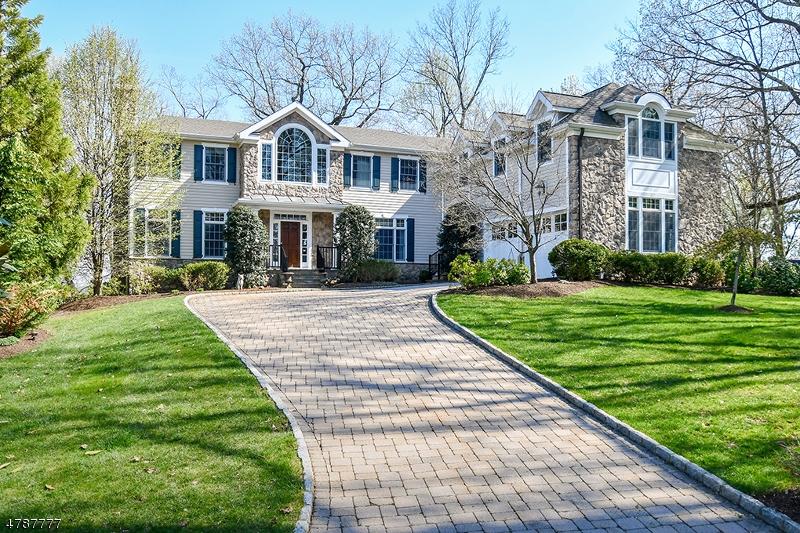 Eensgezinswoning voor Verkoop op 61 BUXTON Road Chatham, New Jersey 07928 Verenigde Staten