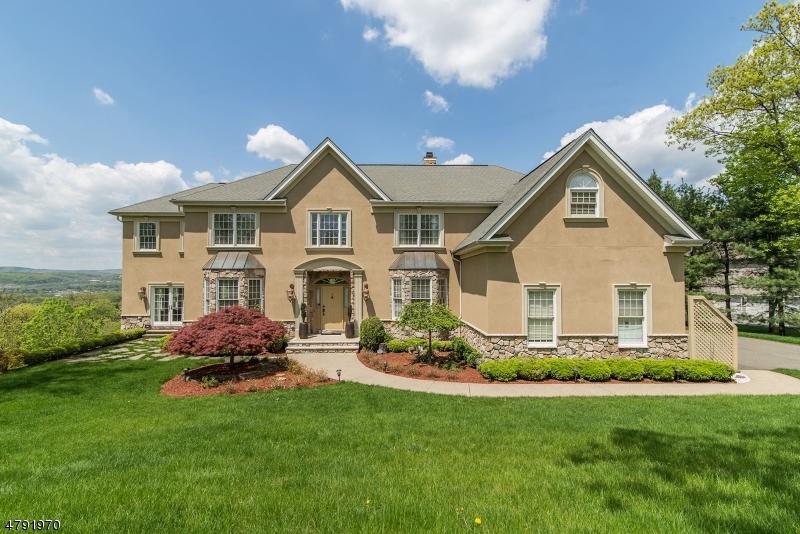 Einfamilienhaus für Verkauf beim 4 Overhill Road Wayne, New Jersey 07470 Vereinigte Staaten