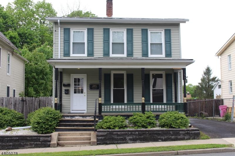 komerziell für Mieten beim 205 High Street Hackettstown, New Jersey 07840 Vereinigte Staaten
