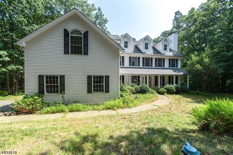 Enfamiljshus för Försäljning vid 186 MILLBROOK Road Hardwick, New Jersey 07825 Usa