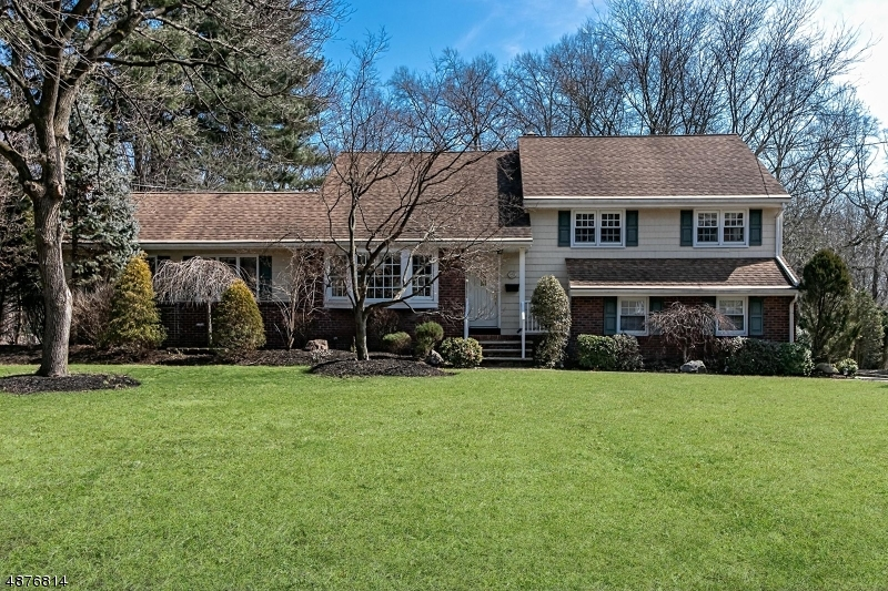 Single Family Home for Sale at 1952 INVERNESS DRIVE 1952 INVERNESS DRIVE Scotch Plains, New Jersey 07076 United States